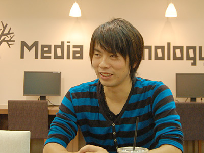 Mashup Awards 4 (MA4) 最優秀賞受賞者 Kentaro(山 健太郎)さん