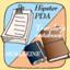 アナログツールでライフハック:Hipster PDA時々モレスキン,のちトラベラーズノート