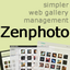ZenphotoでかんたんWebギャラリー