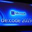de:code 2019――Microsoftが目指すテクノロージと未来の社会