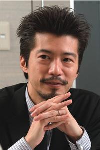 関心空間代表取締役 前田邦宏氏。<br />「心の視点を持ってこれたら。それは,検索窓からスタートするのをは全然違う」