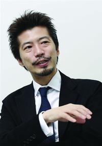 関心空間代表取締役 前田邦宏氏。ネット上のコミュニケーションは良いブレが発生しにくいんですよね。