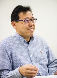 写真 リックソフト(株)代表取締役 社長執行役員 大貫 浩氏
