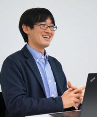写真 リックソフト(株)開発部 RickCloud Team 大野 智之氏