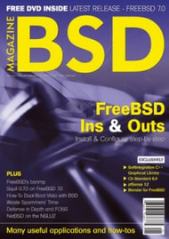図 BSD Magazine #1