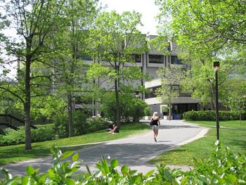 図1 BSDCan2008が開催されたカナダ オタワ大学