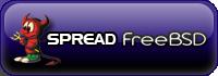 図1 FreeBSD Buttons - Spread FreeBSDより抜粋