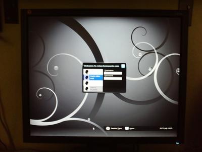 図1 KDE4 on FreeBSD動作画面 - Martin Wilke氏ブログより抜粋