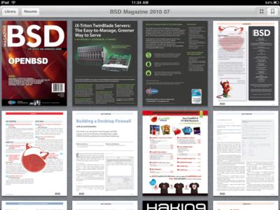 図4 BSD Magazine 2010/07