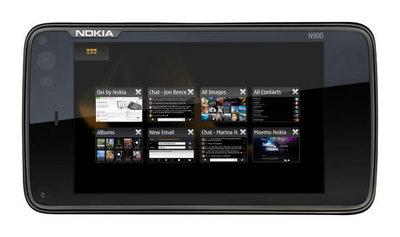 NokiaはMeeGoの前身であるOSのMaemoを搭載した「N900」という端末をすでに発売しているが,これはモバイル端末であってスマートフォンではない。ちなみにMeeGo v1.0はN900をサポートしているので,MeeGo v1.0で開発したアプリはN900でも動作する。