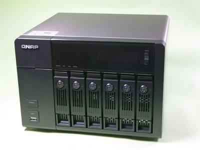 QNAP Turbo NASシリーズのニューモデル「TS-639 Pro」
