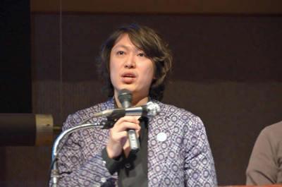 日本マイクロソフトエバンジェリスト砂金信一郎氏