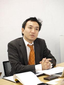 Fusion-ioアカウントエグゼクティブの大浦譲太郎氏