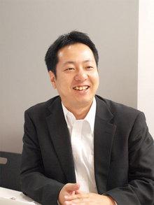 リンク ディベロッパーサポート シニアエンジニア 前佛雅人氏