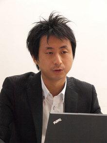 神戸デジタル・ラボ ICTソリューション部 リーダー 岩瀬高博氏