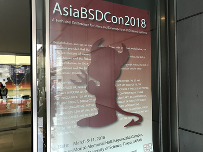 AsiaBSDCon 2018