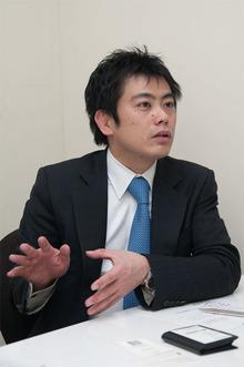 データライブ(株)代表取締役社長 山田和人氏