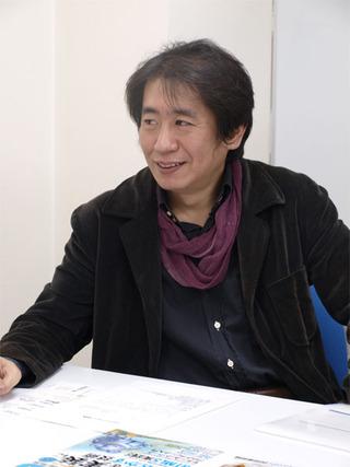 写真1 株式会社マスターピース 取締役 坂口昌也氏