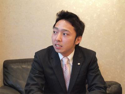 日本テクノクラーツ株式会社 代表取締役社長 石渡聡氏