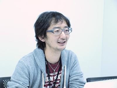 グループス 執行役員 ソーシャルゲーム事業本部本部長 長谷川祐介氏