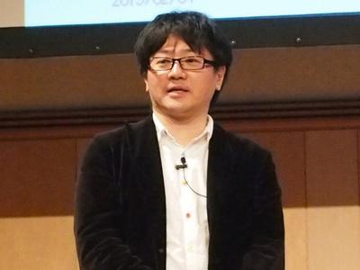 日本仮想化技術 玉置伸行氏