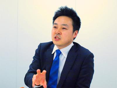 株式会社IDCフロンティア ビジネス推進本部 副本部長 霜鳥宏和氏