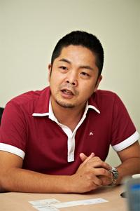 ヤフー株式会社 セントラルサービス統括本部 コアPF ユニットマネージャー 平田源鐘氏