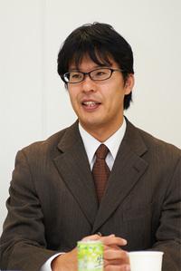 IDCフロンティア ビジネス推進本部 新基盤開発部 梶川治彦氏