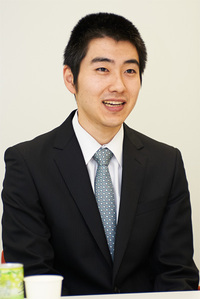 IDCフロンティア ビジネス推進本部 新基盤開発部 金井崇氏
