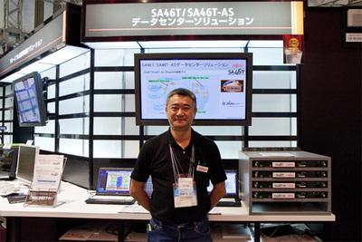 SA46T/SA46T-AS提案者の松平氏