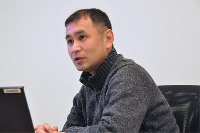 シスコシステムズ シニアコンサルティングシステムズエンジニア 土屋師子生氏
