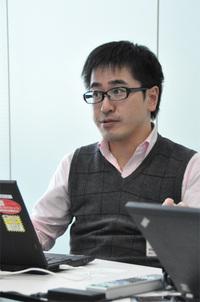 楽天技術研究所所長 森 正弥氏