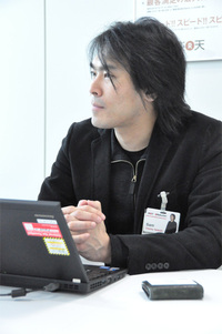 楽天株式会社 岩崎 磨氏