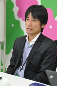 (株)サイバーエージェント  Ameba Infra Unit アーキテクト開発グループ 篠原雅和氏