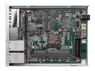 写真3 OpenBlocks AX3の内部