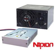 業務用/産業用コンピュータで使われている電源の例。リムーバルバッテリパックが内蔵でき,長期間の連続稼働にも耐える耐久性を備える。