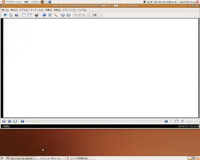 図1 SXGA環境で[ソフトウェア スケール]を使用したものを縮小した画像