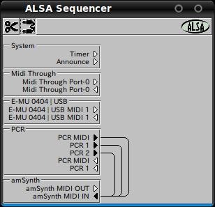 図4 Aconnectguiの画面