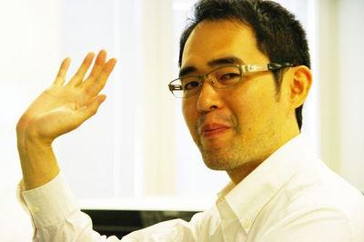 Ubuntu Japanese Teamの主宰,小林準氏