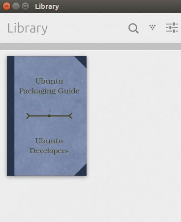 図4 右上でLibraryの設定変更,再読み込みなどができる