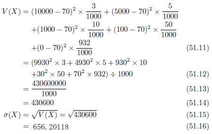 第52回 確率の数学 期待値・分散...