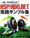 [表紙]プロが作った!ASP/ADO.NET実践サンプル集