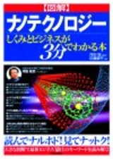 [表紙]【図解】ナノテクノロジー しくみとビジネスが3分でわかる本