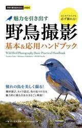 [表紙]今すぐ使えるかんたんmini 野鳥撮影 魅力を引き出す 基本&応用ハンドブック