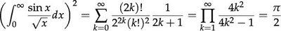 図2:LaTeXで組んだ数式の例