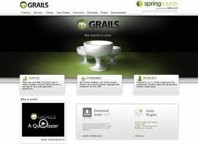 図3 Grails