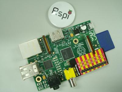 写真 Raspberry Pi本体
