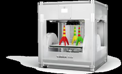 図2 3D Systems社の「CubeX Trio」