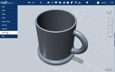 図3 Autodesk 123D Design