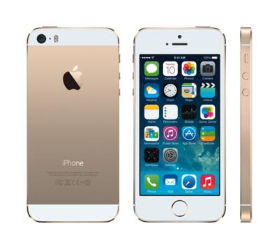 図A iPhone 5S